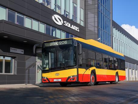 Através de licitação, Madrid confirma pedido de 250 ônibus da Solaris