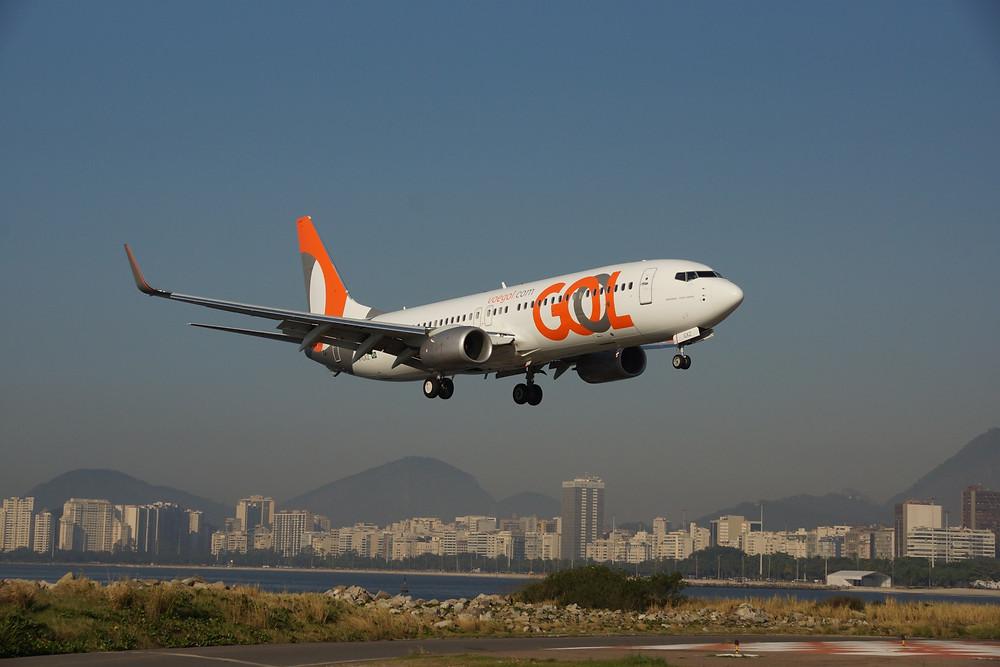 Procura por viagens aéreas domésticas avança 1,96% em Junho