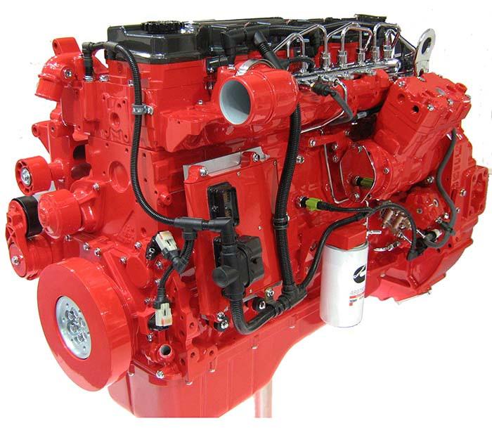 Motor Cummins 6,7L da Ram 2500 ganha evoluções