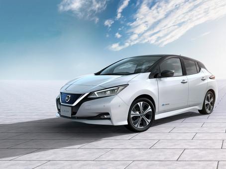 Nissan celebra a produção do Leaf número 500 Mil
