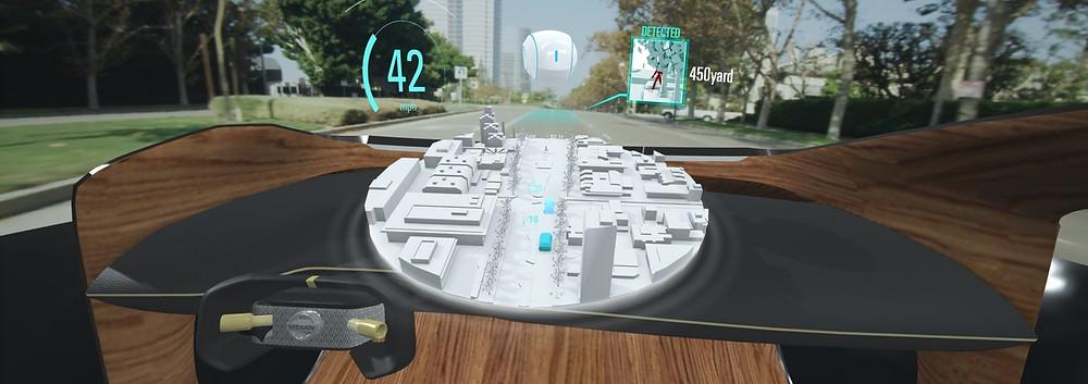 Nissan revela tecnologias do futuro para ajudar motoristas