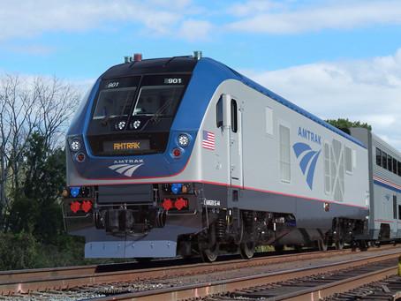 Ferrovia: Após ajuda de 1,7 bilhão, Amtrak restaura serviço em doze linhas de longa distância