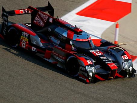 WEC: Na despedida da Audi, Lucas di Grassi larga na frente no Barein