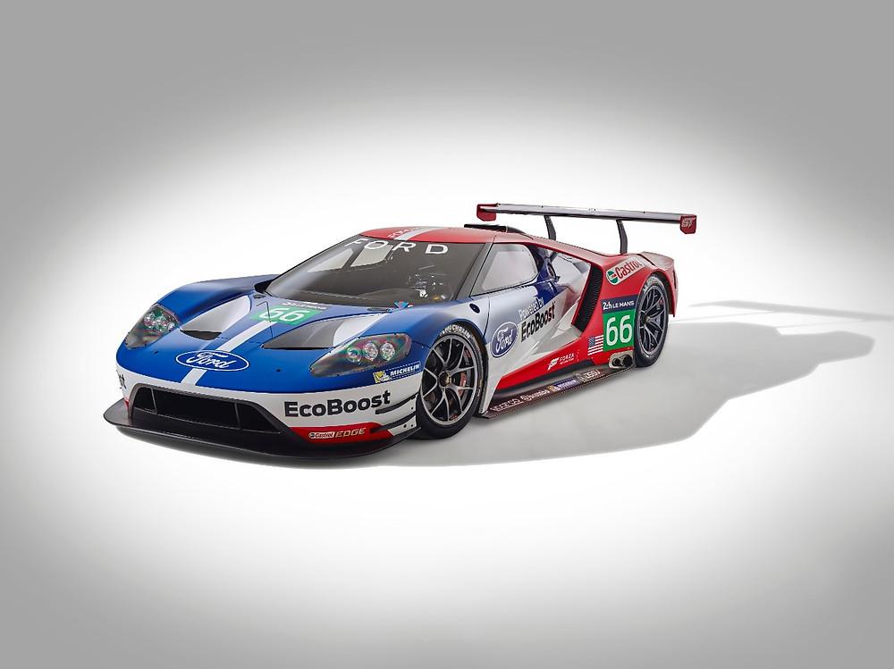 Ford divulga equipe para o Mundial de Endurance e 24 Horas de Le Mans