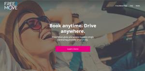 Com o aplicativo Free2Move, o Grupo PSA lança sua plataforma de serviços de mobilidade