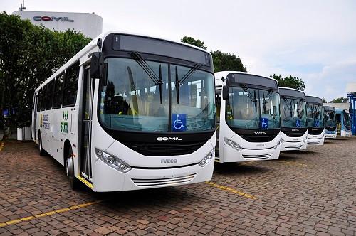 Iveco Bus vende 25 unidades da versão Urbano para empresa de Porto Velho (RO)
