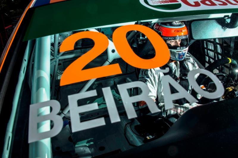 Beirão da Veiga fez testes em Valencia com o Seat Leon