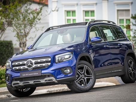 Fabricado no México, Mercedes-Benz GLB chega ao mercado brasileiro
