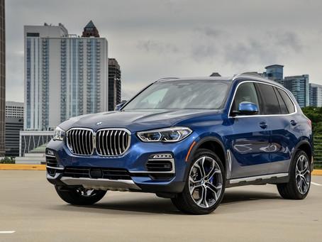 BMW confirma produção do novo X5 na fábrica de Araquari