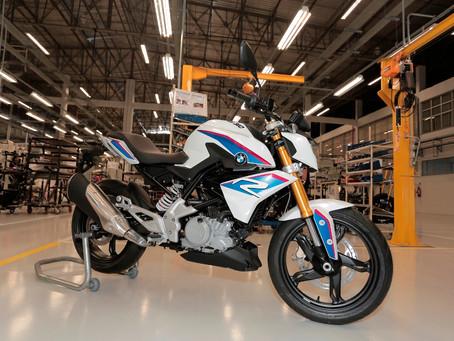 Por R$ 21.900, nova BMW G 310 R chega dia 12 de agosto na rede BMW Motorrad