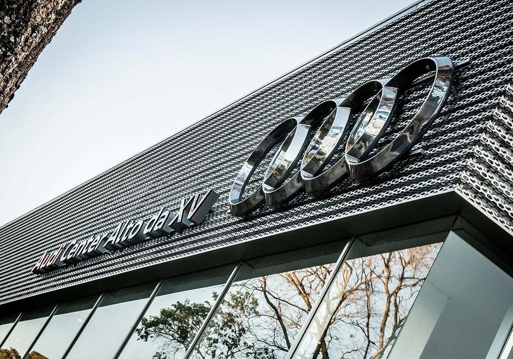 Audi inaugura segunda concessionária em Curitiba