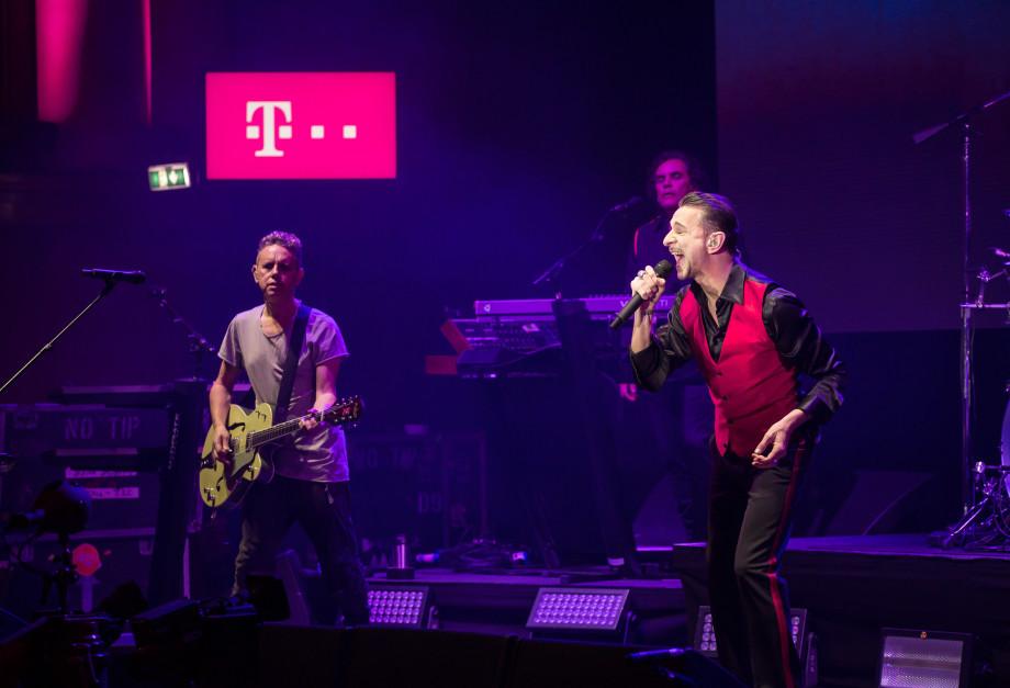 """Depeche Mode traz sua turnê mundial """"Global Spirit Tour"""" para o Brasil em março de 2018"""
