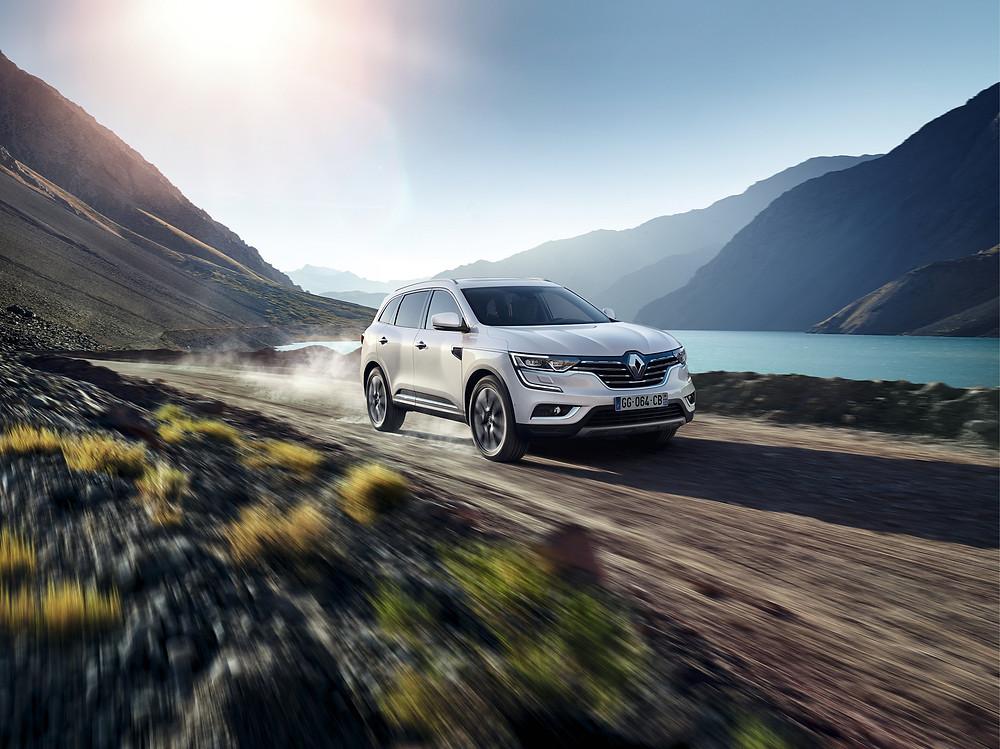 Novo KOLEOS: A Renault reforça oferta com um SUV de ambições globais
