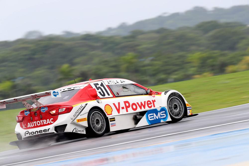 Vencedor da última corrida da Stock Car, Átila Abreu fala da expectativa de chegar a um novo circuito