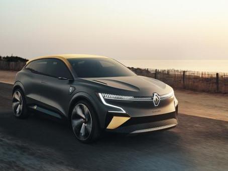 Renault com eletrificação total até 2050