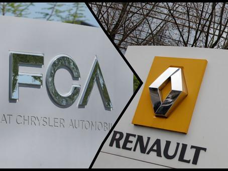FCA retira proposta de fusão com o Groupe Renault
