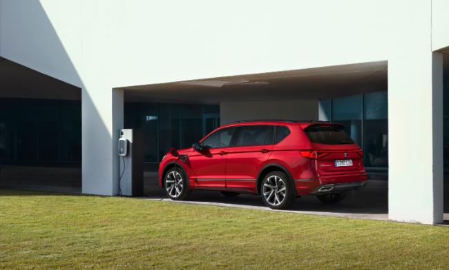 Expressas: Começa a produção do Tarraco e-Hybrid, o primeiro SUV eletrificado da Seat