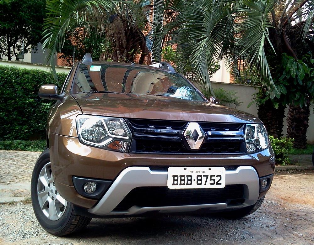 Avaliação: Renault Duster 1.6 Dynamique