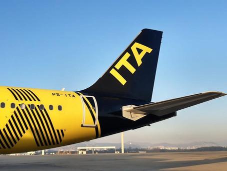 Aviação: Itapemirim Transportes Aéreos dobra o número de passageiros transportados em agosto
