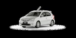 Toyota oferece Etios White Pack, com lista de acessórios exclusivos para versões hatch e sedã