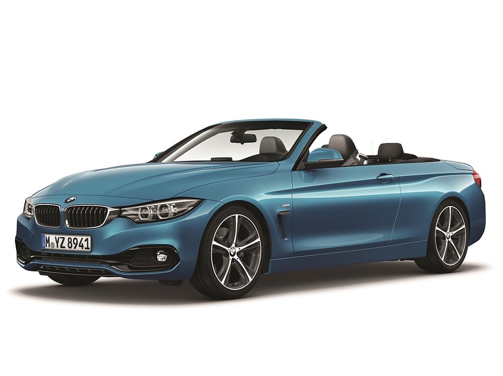 BMW Série 4 Cabrio Sport estreia nas concessionárias do país por R$ 294.950.