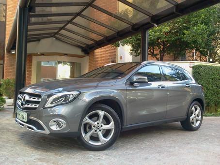 Avaliação: Mercedes GLA 200 ff Enduro, adiciona conteúdo para encarar a concorrência