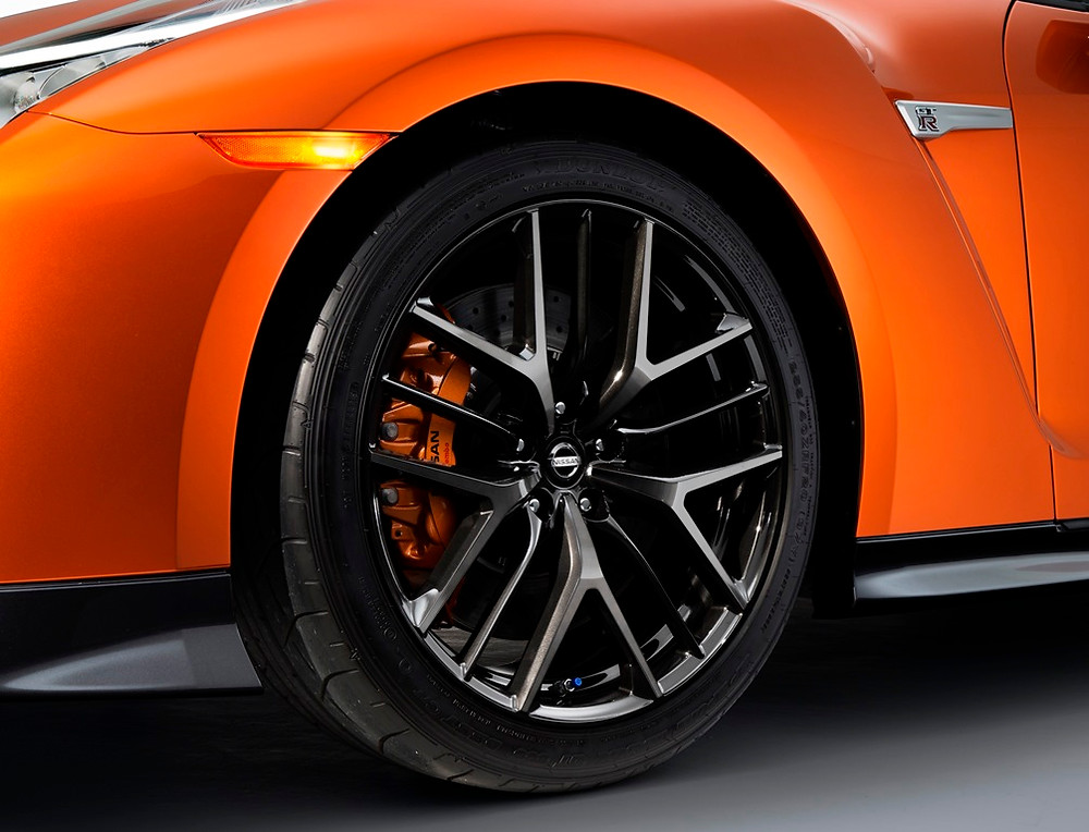 Fantástico Nissan GT-R estará no Salão do Automóvel com a sua última atualização