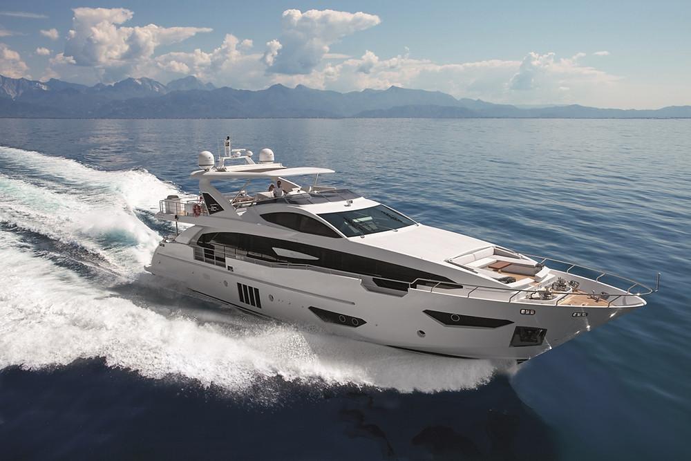 Azimut Yachts fará exposição artística e mostra de iates no JK Iguatemi na próxima semana