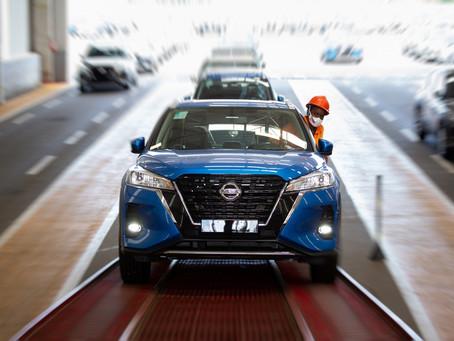 Novo Nissan Kicks começa a chegar às concessionárias