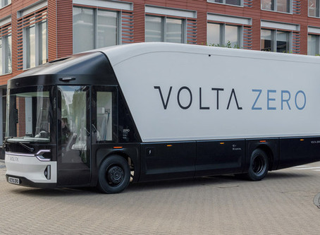 Expressas: Sueca Volta Trucks fabricará caminhão no Reino Unido