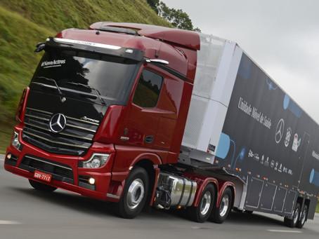 Projeto gerenciado pela Mercedes-Benz e apoiado pelo governo alemão vai ajudar população no Brasil
