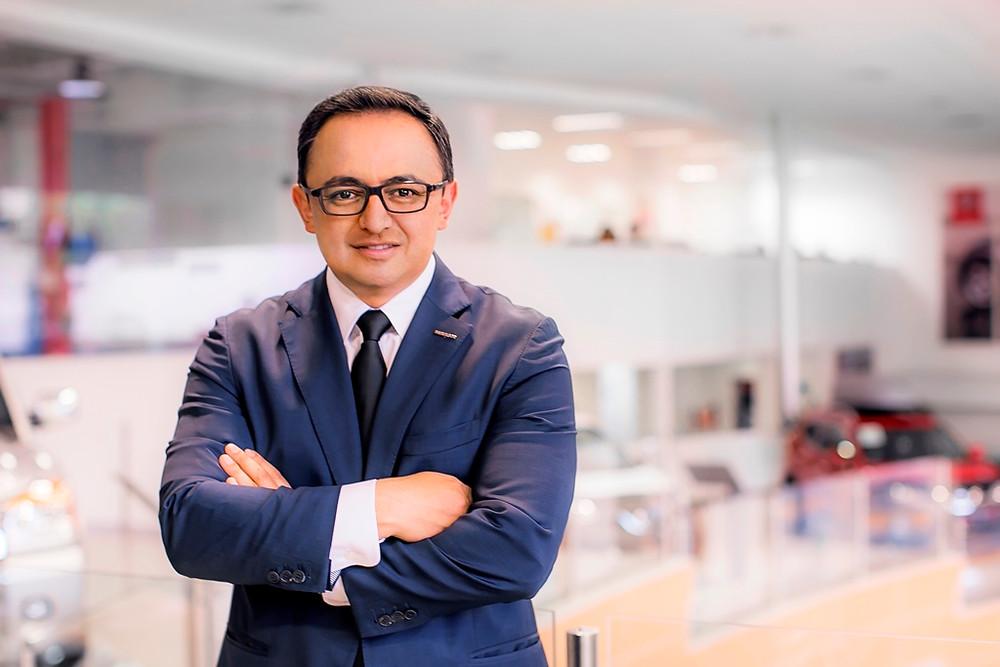 Jose Roman_Vice-Presidente da Nissan América Latina