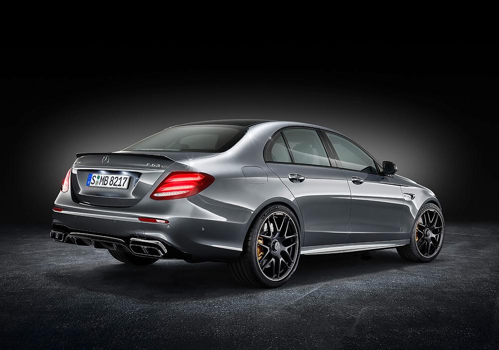 Com 612 cv de potência, chega ao Brasil por R$ 699.900,00 o Mercedes-AMG E 63 S 4MATIC+