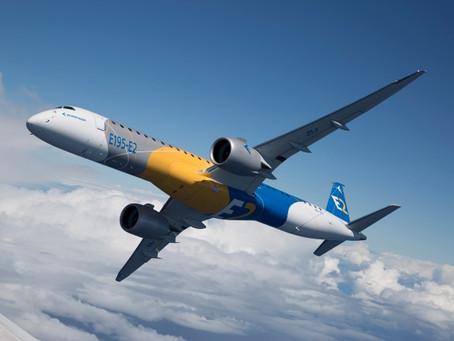 United Airlines e a AerCap com empréstimo de 3 bilhões do BNDS para compra de aeronaves da Embraer