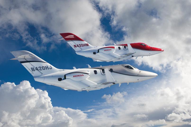 HondaJet recebe certificação da Administração Federal de Aviação dos Estados Unidos