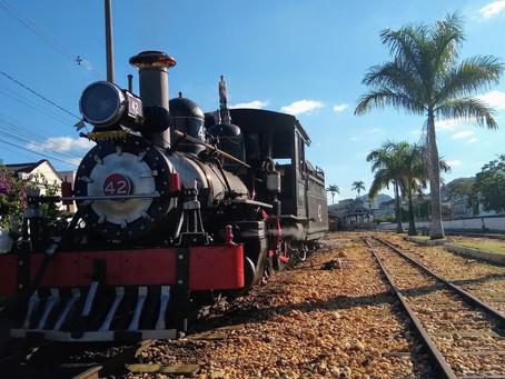 Trem turístico de São João del-Rei a Tiradentes volta a circular na próxima sexta feira (30)