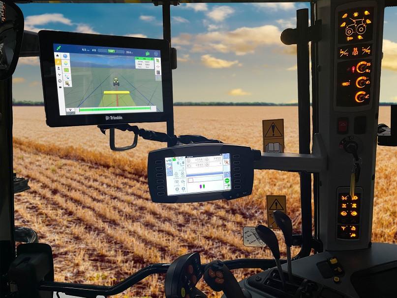 Valtra anuncia nova tecnologia de piloto automático para seus tratores na América do Sul