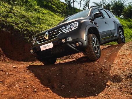 Direção elétrica da thyssenkrupp no novo Renault Duster também economiza combustível