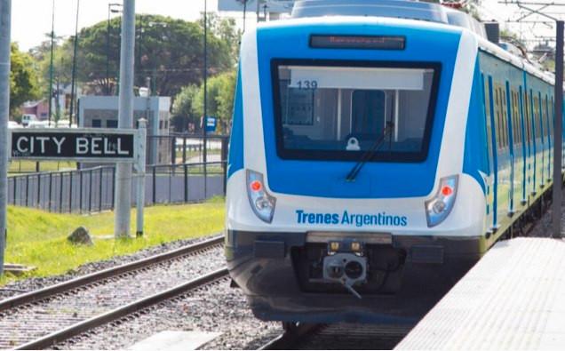 Argentina recupera o trem Roca, entre City Bell e La Plata