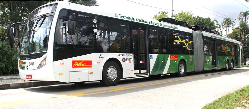 Atenção se vira para transporte com energias alternativas