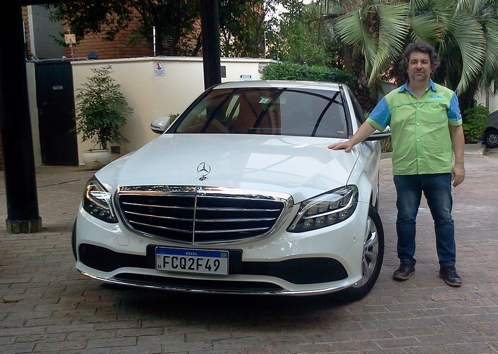 Avaliação: C 180 Exclusive, uma ótima porta de entrada para os sedãs da Mercedes