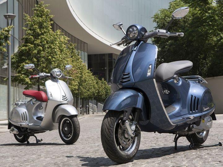 Gigante global das duas rodas chega ao Brasil com as marcas Vespa e Piaggio