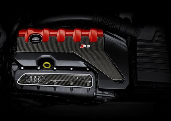 Pelo nona vez, International Engine of the Year entrega premio para o motor 2.5 TFSI da Audi
