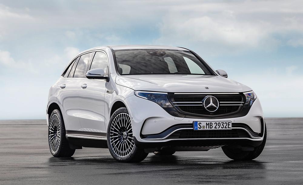 Expressas: Mercedes planeja eletrificar todo o seu portfólio