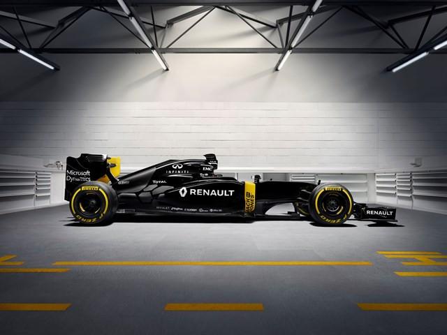 Renault apresenta seu programa esportivo com destaque para o regresso à Fórmula 1