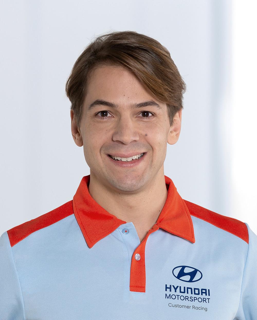 De Hyundai, Augusto Farfus adiciona disputa do WTCR ao seu calendário para 2019