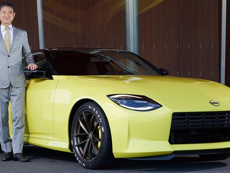 Entrevista com Hiroshi Tamura, Especialista-Chefe de Produto do Z Proto da Nissan