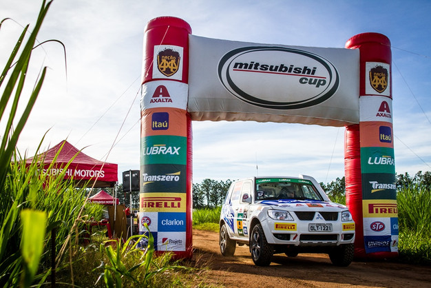 mitsubishi cup terá endurance, rallycross e provas noturnas na