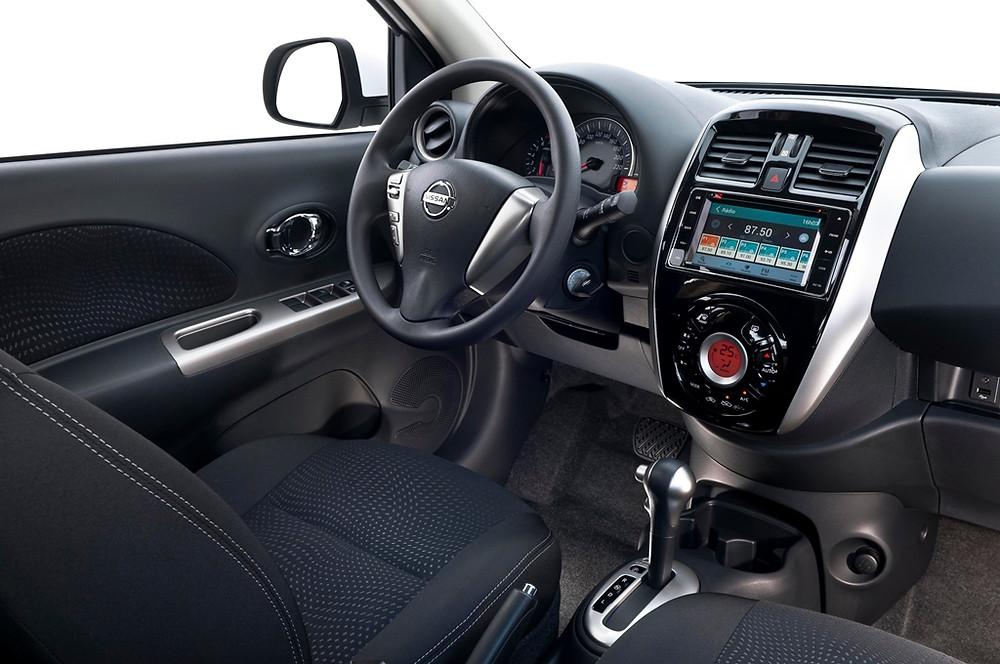Nova transmissão XTRONIC CVT para os modelos Versa e March da Nissan