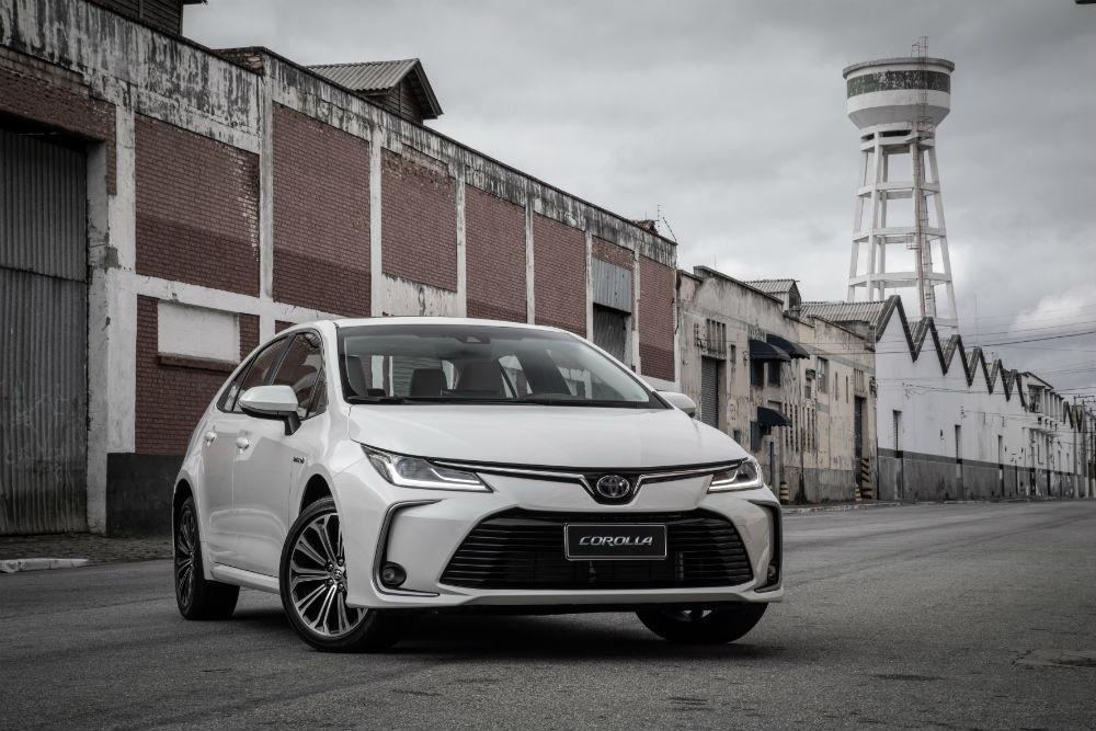 Novo Corolla supera expectativas nos primeiros dias de comercialização